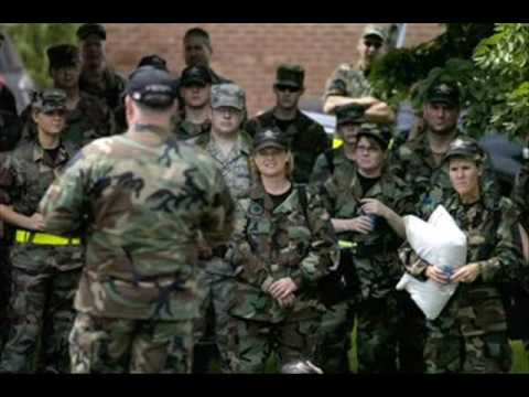 National Guard Tribute- Citizen Soldier- 3 Doors Down