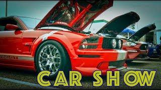 Quaker Steak Car Show