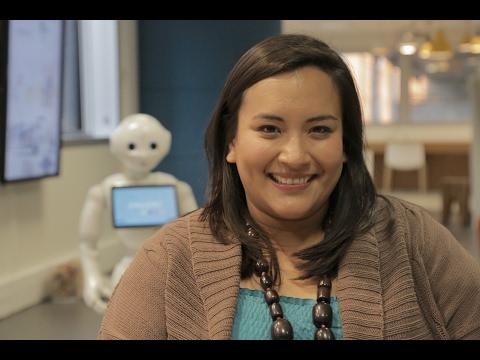 Découvrez SoftBank Robotics Europe avec Thalia, Manager de l'équipe Androïd (software)