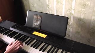 Uruk Hai theme Piano by Boromir