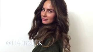 Окрашивание волос Шатуш | HairSilk(Узнайте все о технике окрашивания волос Шатуш. Специалисты салона красоты HairSilk расскажут вам об этом модно..., 2016-05-19T19:22:34.000Z)