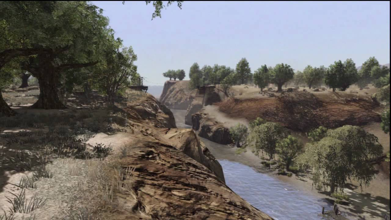 scenery of red dead redemption