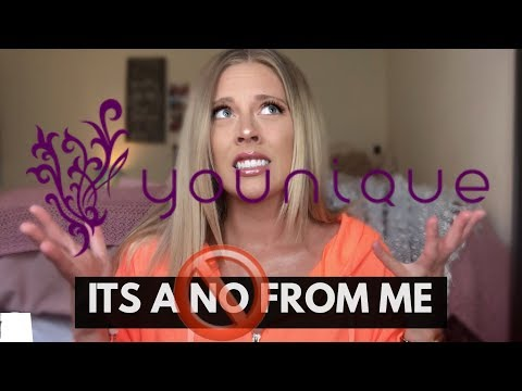 Why I Stopped Selling Younique | THE TEA