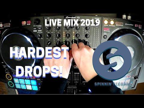 Spinnin&39; Records Hardest Drops  Mix 2019  Pioneer DDJ-1000