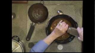 shes in the kitchen cotr chili guess what it is besides very tasty 4 35