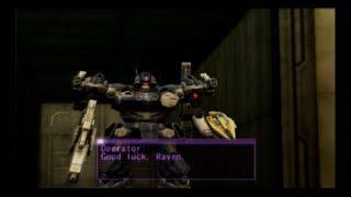 Armored Core Nine Breaker - Nexus Oracle Final Mission (vs Nineball)