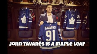 Maple Leafs sign John Tavares, now what?