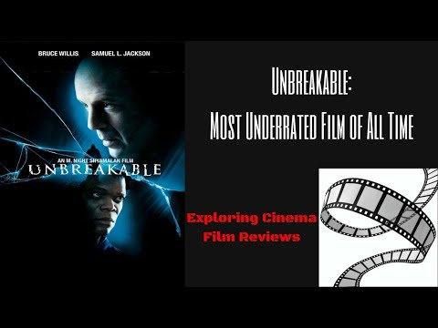 Unbreakable: Most Underrated Film of All Time (Review)