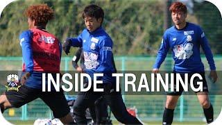 【FC岐阜】INSIDE TRAINING 2020年2月26日