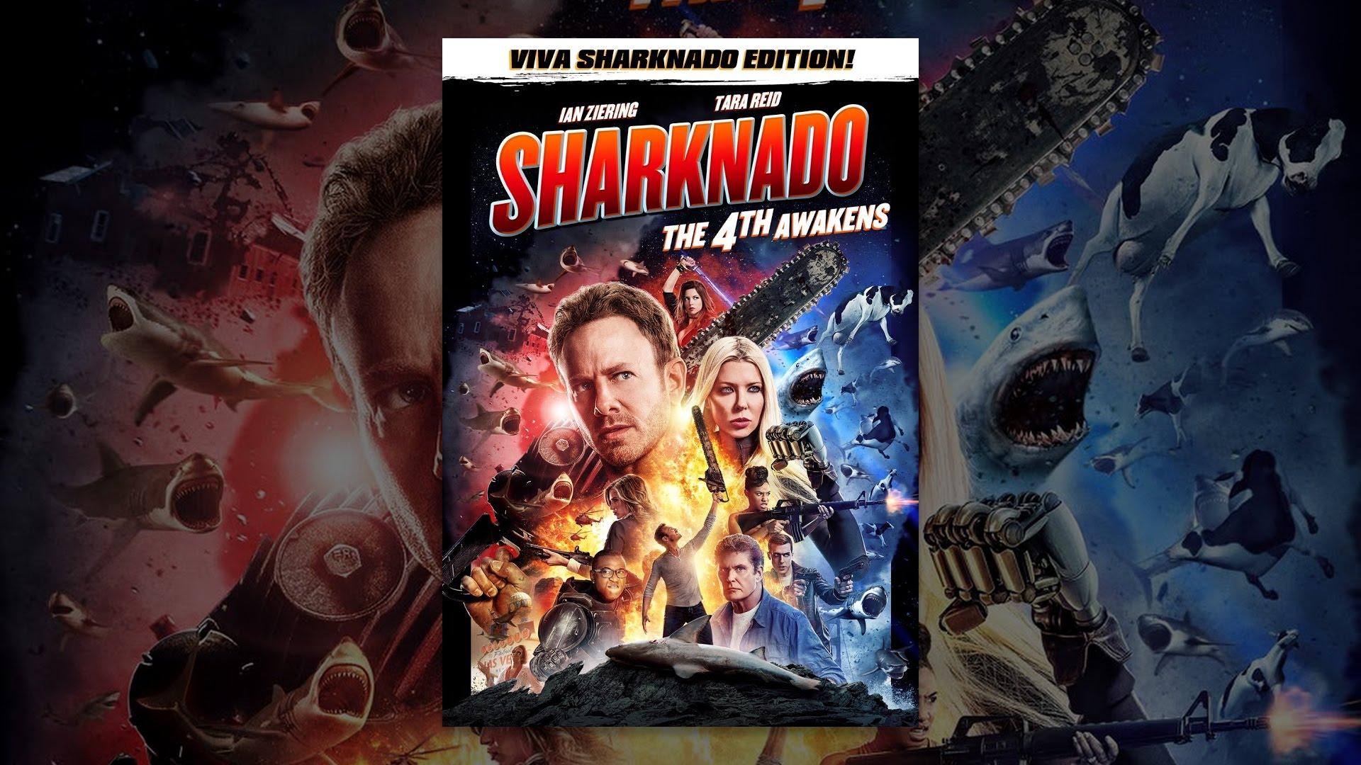 Download Sharknado: The 4th Awakens (Viva Sharknado Edition!)
