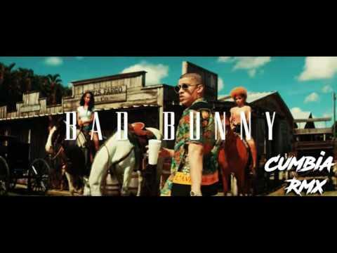 Bad Bunny - Tu No Metes Cabra (Cumbia/Reggaeton Remix)