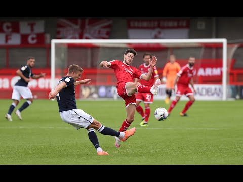 Crawley Town Millwall Goals And Highlights