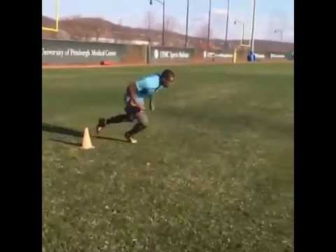 Kayvon Webster Training