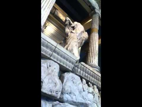 British Museum Nereid Monument
