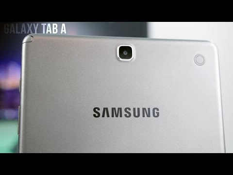 Save Samsung Galaxy Tab A 9.7' Review: Best Cheap Budget Tablet of 2015? Images
