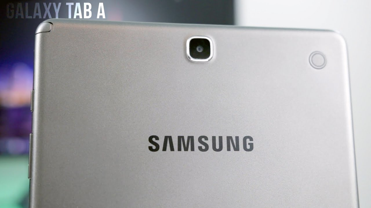 "Samsung Galaxy Tab A 9 7"" Review Best Cheap Bud Tablet of 2015"