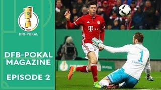 How can FC Bayern replace Lewandowski vs Schalke Road to Berlin the DFB Pokal Magazine Ep 2
