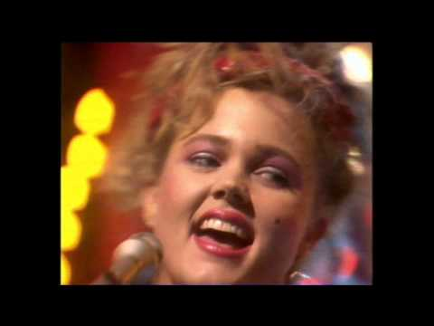 THE GO-GO's Vacation STEREO Countdown appearance 27/6/1982