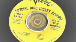 Jimmy smith - got my mojo working extended part 1 & 2 verve records promo