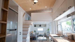 Tiny House With Elegant Simplicity