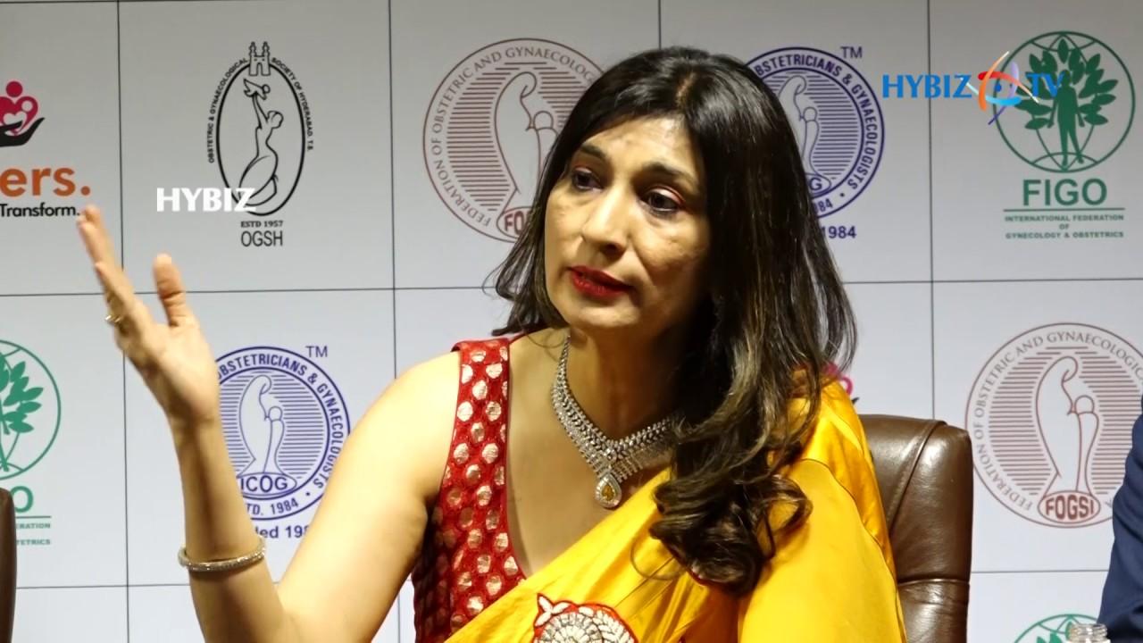 Rishma Dhillon Pai-FOGSI-FIGO International Conference on Clinical  Challenges in Obsterics