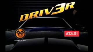 Driv3r - All Trailers in HD (From Driv3r Bonus DVD)