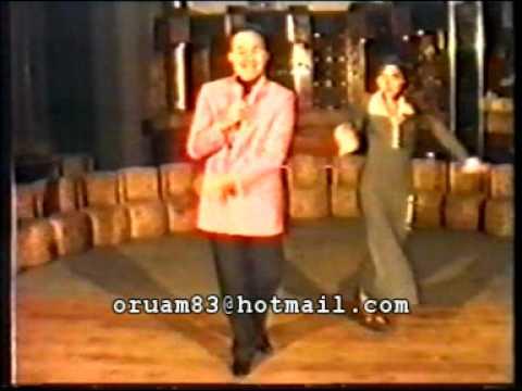 Tony Caribe canta: EL picotón