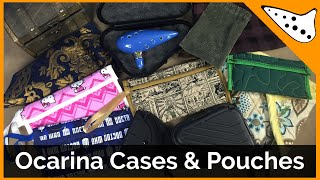 My Favorite Ocarina Cases and Pouches || OcTalk