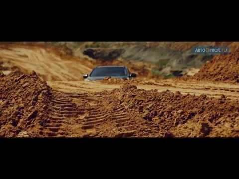 Hyundai Santa Fe. Тест драйв Петра Баканова