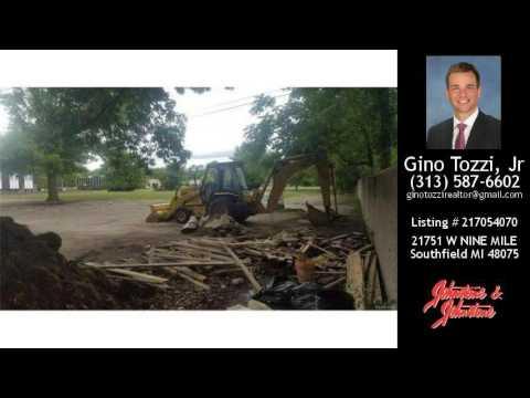 21751 W NINE MILE, Southfield, MI - $89,000