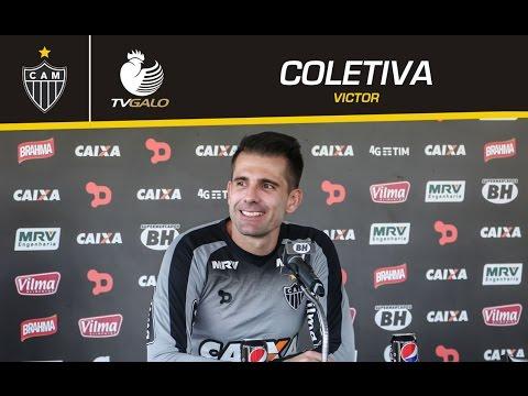 11/08/2016 Entrevista Coletiva: Victor