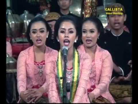 Ladrang SIGRA MANGSAH kalajengaken  Ktw  SARWA SARWI SEMARANG, Lrs  Pl  Pt  Barang