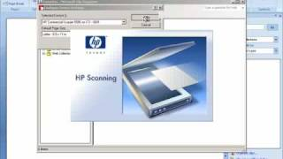 Scanning In Word 2007 Youtube