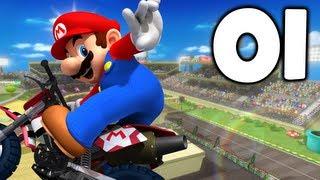 Mario Kart Wii - Episode 1: Mushroom Cup 150cc