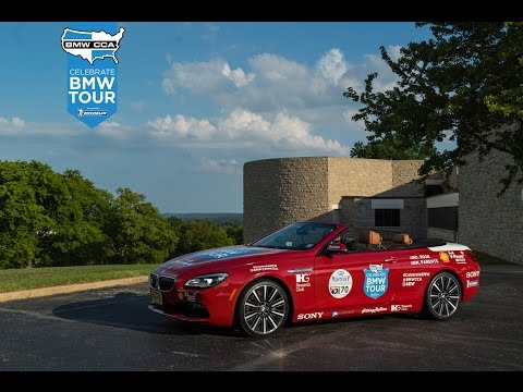St. Louis to Oklahoma City: The BMW CCA Celebrate BMW Tour Presented by Michelin