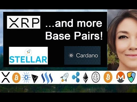 New XRP Base Pairs with ADA / XLM, the Ripple Whale Seth Lim gives Interview, What is Zcoin?