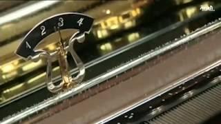 صندوق موسيقي يعكس عراقة الصناعة السويسرية