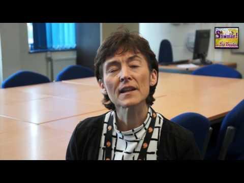Gwobr Shwmae Coleg Sir Benfro 2016 - Jane Thomas