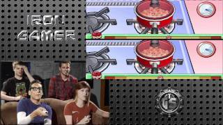 Iron Gamer: Cookin Mama EXTENDED: Round 4