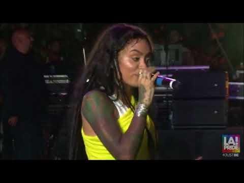 Kehlani - I'm  So Into You LA Pride
