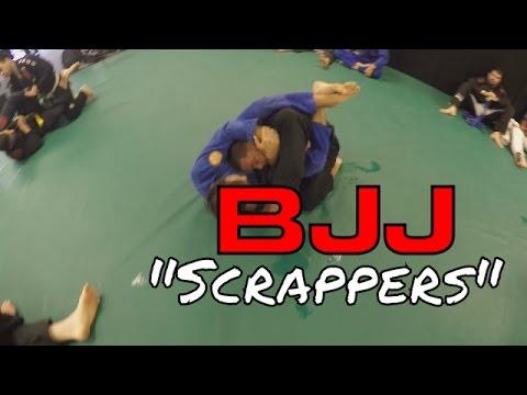 Two BJJ Scrappers Rolling: Soul Fighters BJJ