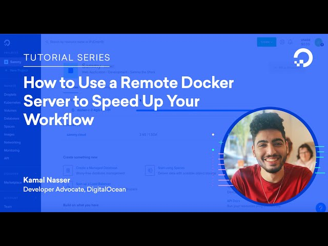 How to Use a Remote Docker Server to Speed Up Your Workflow