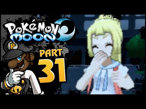 "Pokemon Sun and Moon - Part 31 | ""Lillie's Z-Powered Form!"" (Poni Island)"