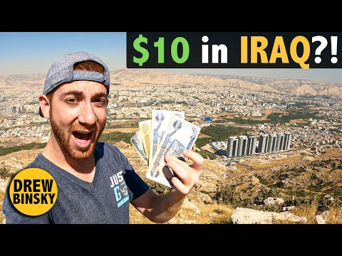 What Can $10 Get in IRAQ? (what an adventure!)