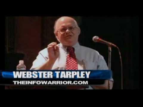 John P. Holdren, genocidalist -- Webster Tarpley
