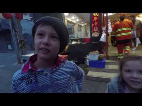 Family Trip To China Day 1 (Part 2)