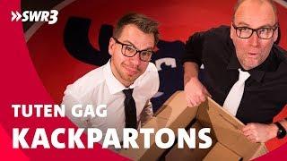 Tuten Gag – Kackpartons für den Umzug