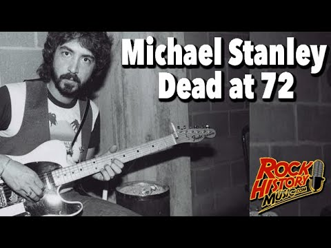 Cleveland rock star Michael Stanley dies at 72