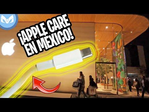 VISITANDO SEGUNDA APPLE STORE EN MEXICO!!!!!!! GARANTIA POR CABLE 😆
