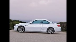 2008 BMW M3 Convertible review - In 3 minutes you